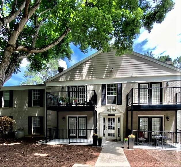 3529 Essex Avenue #75, Atlanta, GA 30339 (MLS #6746155) :: North Atlanta Home Team