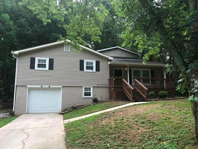 147 Allison Drive, Dallas, GA 30157 (MLS #6746333) :: North Atlanta Home Team