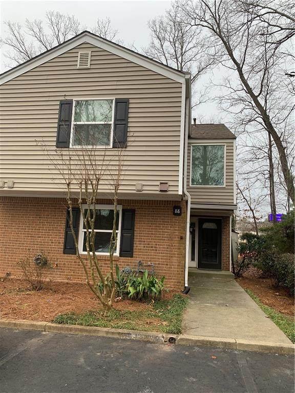 88 Dunwoody Springs Drive A, Atlanta, GA 30328 (MLS #6746359) :: RE/MAX Prestige