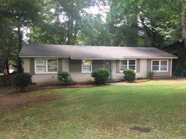2078 Glenroy Drive, Smyrna, GA 30080 (MLS #6746504) :: Kennesaw Life Real Estate