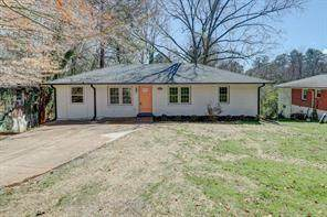 2127 Garden Circle, Decatur, GA 30032 (MLS #6746509) :: The North Georgia Group