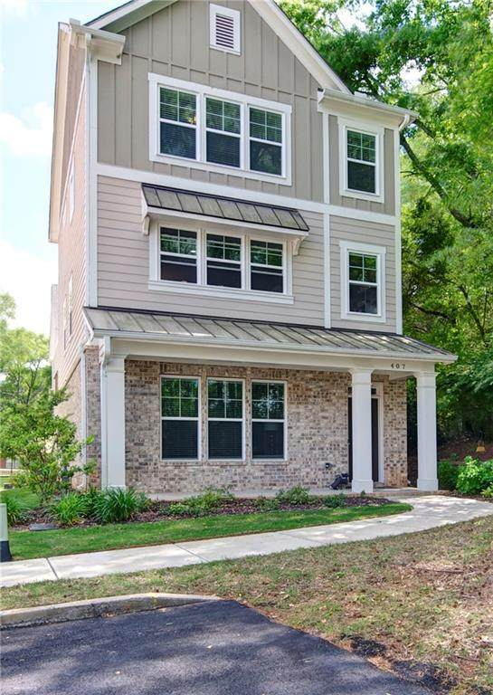 407 Northpark Lane, Woodstock, GA 30188 (MLS #6746636) :: AlpharettaZen Expert Home Advisors