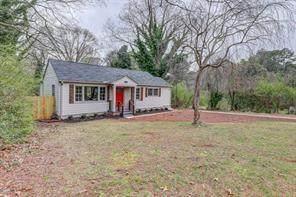 3427 Jackson Drive, Decatur, GA 30032 (MLS #6746804) :: RE/MAX Prestige