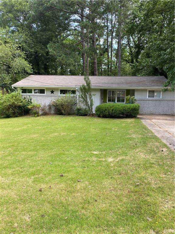 2664 Yale Terrace, Decatur, GA 30032 (MLS #6747057) :: Rock River Realty