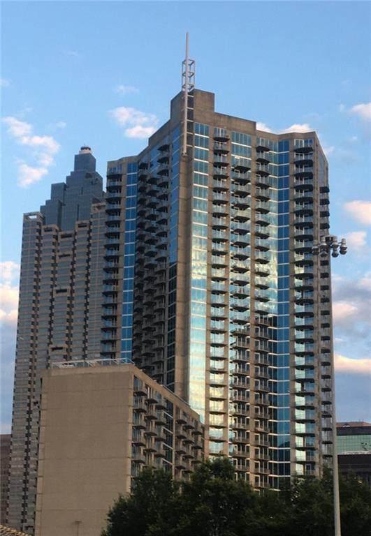 400 W Peachtree Street NW #813, Atlanta, GA 30308 (MLS #6747160) :: Tonda Booker Real Estate Sales