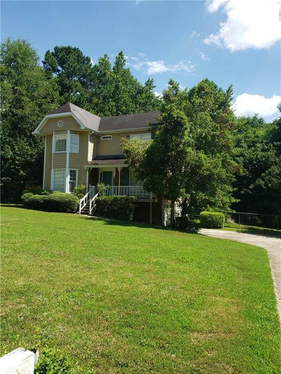 2981 Sutton Drive SW, Marietta, GA 30064 (MLS #6747162) :: The Heyl Group at Keller Williams