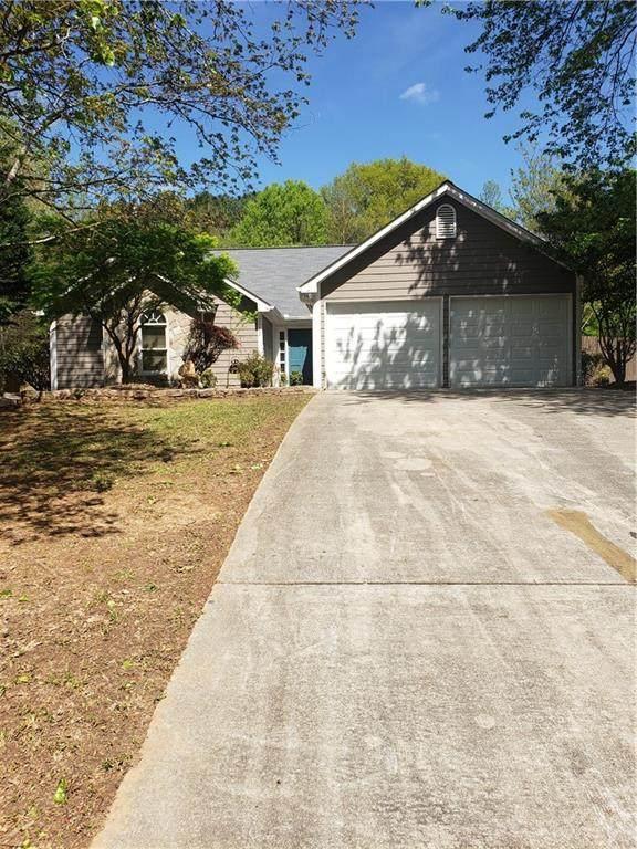 2712 Horseshoe Creek Drive SW, Marietta, GA 30064 (MLS #6747163) :: RE/MAX Paramount Properties