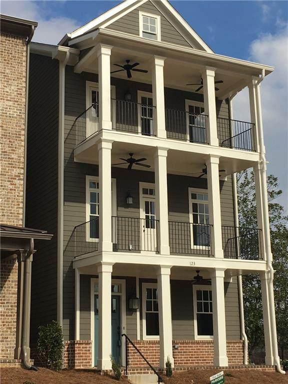 123 Holcomb Bridge Road, Norcross, GA 30071 (MLS #6747211) :: Vicki Dyer Real Estate