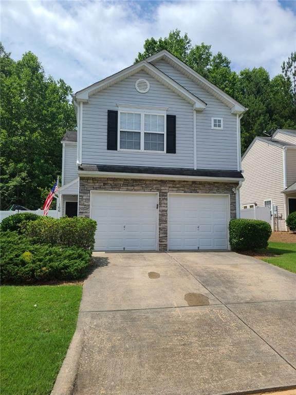 166 Oak Grove Place, Acworth, GA 30102 (MLS #6747233) :: Rich Spaulding