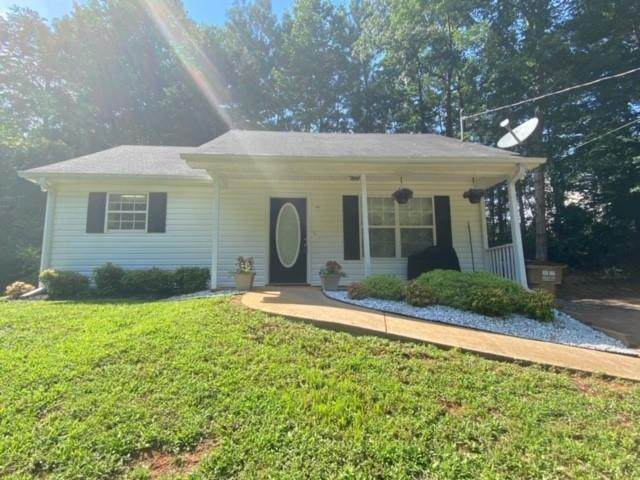 6260 Gold Dust Trail, Gainesville, GA 30506 (MLS #6747279) :: Path & Post Real Estate