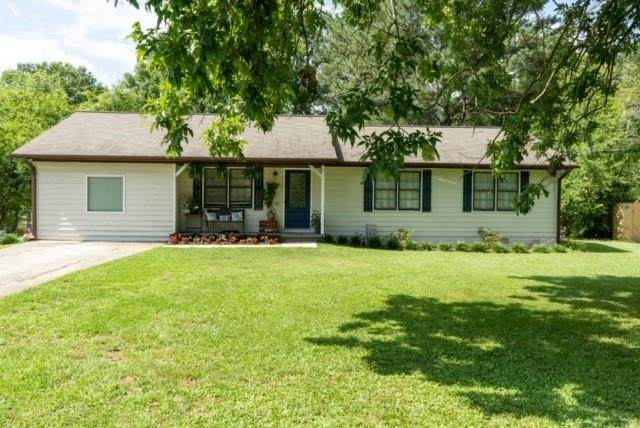 22 Brown Drive SW, Cartersville, GA 30120 (MLS #6747388) :: Kennesaw Life Real Estate