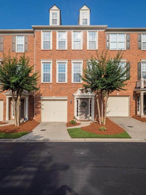 2046 Merrimont Way, Roswell, GA 30075 (MLS #6747484) :: Scott Fine Homes at Keller Williams First Atlanta