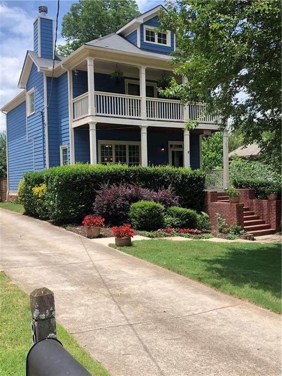 861 Fraser Street SE, Atlanta, GA 30315 (MLS #6747540) :: Good Living Real Estate