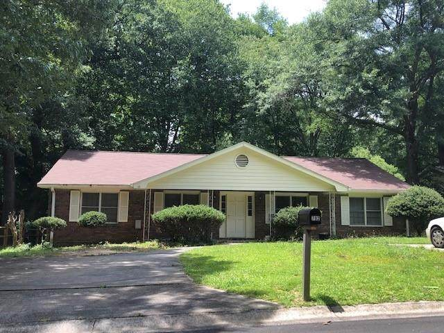 790 Wilson Circle SW, Marietta, GA 30064 (MLS #6747565) :: The Heyl Group at Keller Williams