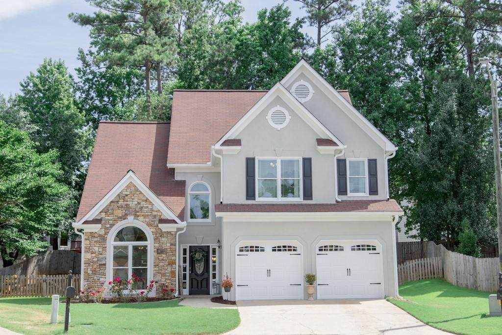 1049 Swaying Pines Trace - Photo 1