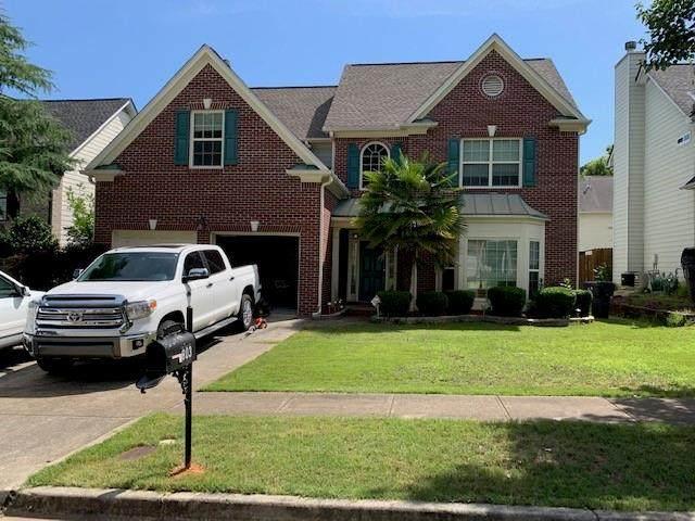 803 Minor Oaks Run NW, Lilburn, GA 30047 (MLS #6747783) :: North Atlanta Home Team