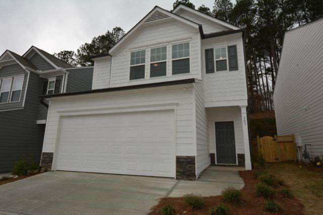313 Pinewood Drive, Woodstock, GA 30189 (MLS #6747813) :: The Hinsons - Mike Hinson & Harriet Hinson