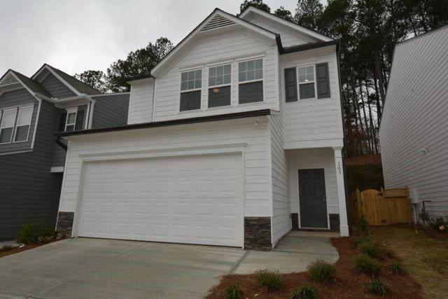 313 Pinewood Drive, Woodstock, GA 30189 (MLS #6747813) :: Kennesaw Life Real Estate