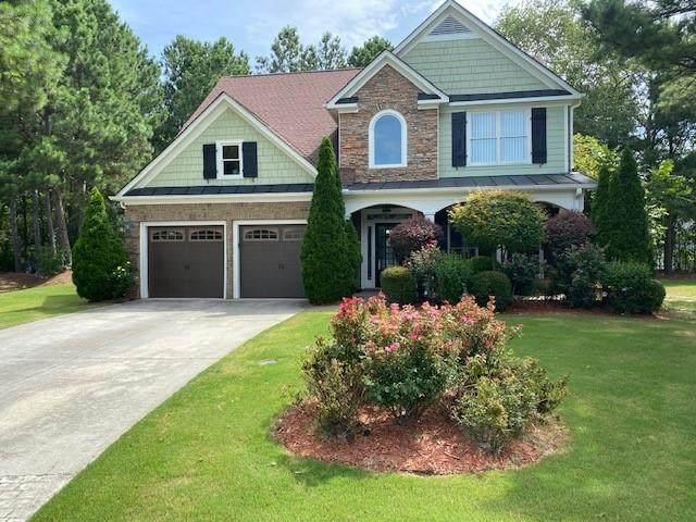 3990 Fredricksberg Court, Loganville, GA 30052 (MLS #6747839) :: KELLY+CO