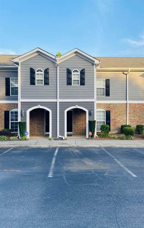 908 Summer Place #908, Norcross, GA 30071 (MLS #6747897) :: KELLY+CO