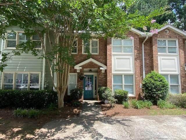 235 Peachtree Hollow Court #235, Sandy Springs, GA 30328 (MLS #6747983) :: Scott Fine Homes at Keller Williams First Atlanta