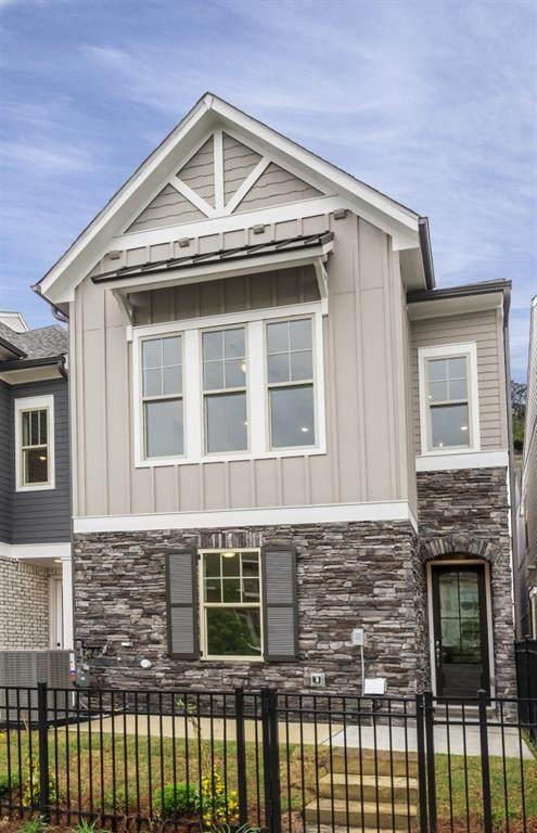 1017 Kirkland Circle SE, Smyrna, GA 30080 (MLS #6748030) :: Dillard and Company Realty Group
