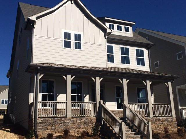 2603 Boulder Way, Woodstock, GA 30188 (MLS #6748213) :: Path & Post Real Estate