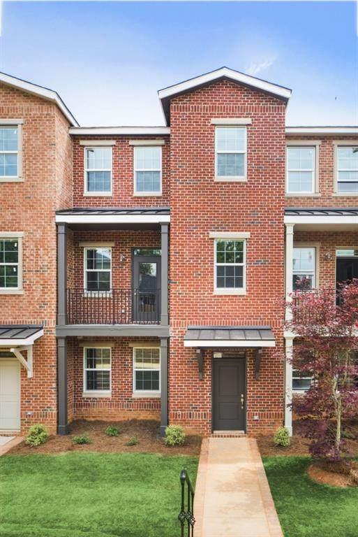 1777 Temple Avenue D, College Park, GA 30337 (MLS #6748254) :: Good Living Real Estate