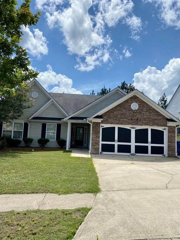 218 Overlook Drive, Dallas, GA 30157 (MLS #6748395) :: Good Living Real Estate
