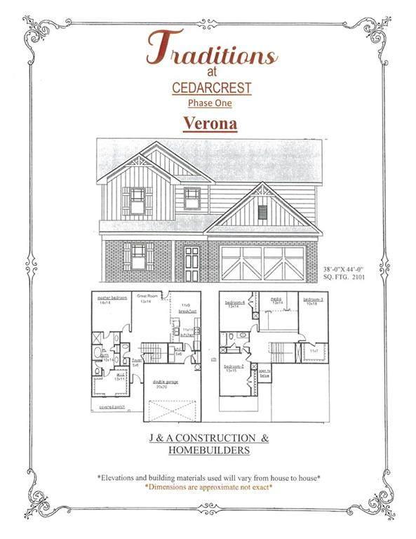 37 Ashbridge Lane, Dallas, GA 30132 (MLS #6748681) :: Kennesaw Life Real Estate
