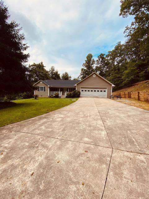 2098 Mcdonald Road, Dahlonega, GA 30533 (MLS #6748696) :: The North Georgia Group