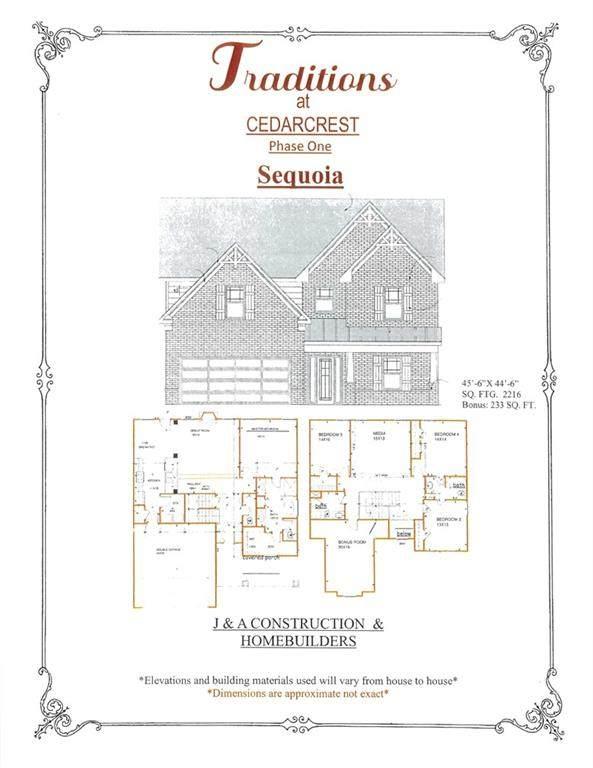 65 Ashbridge Lane, Dallas, GA 31032 (MLS #6749065) :: Rich Spaulding