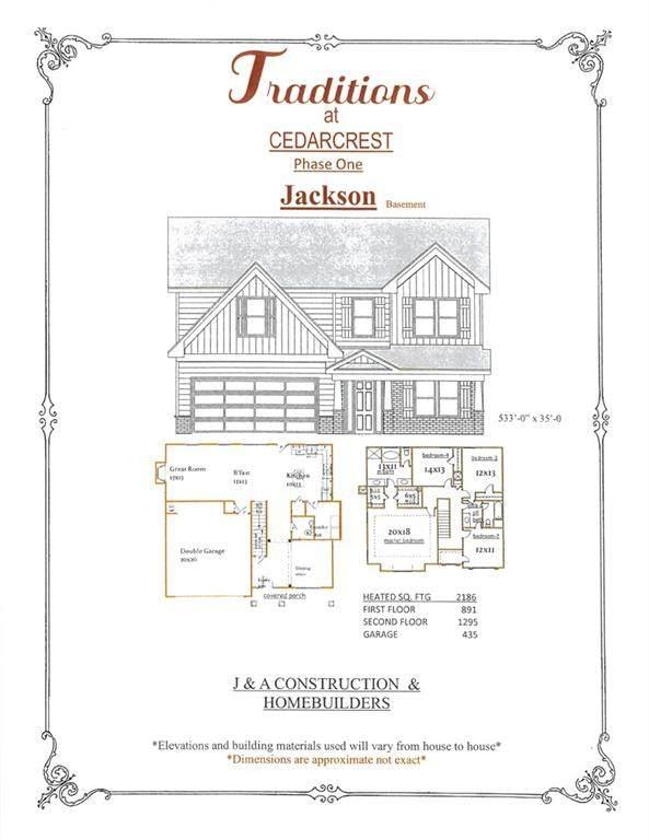 1 Ashbridge Lane, Dallas, GA 30132 (MLS #6749154) :: Rich Spaulding