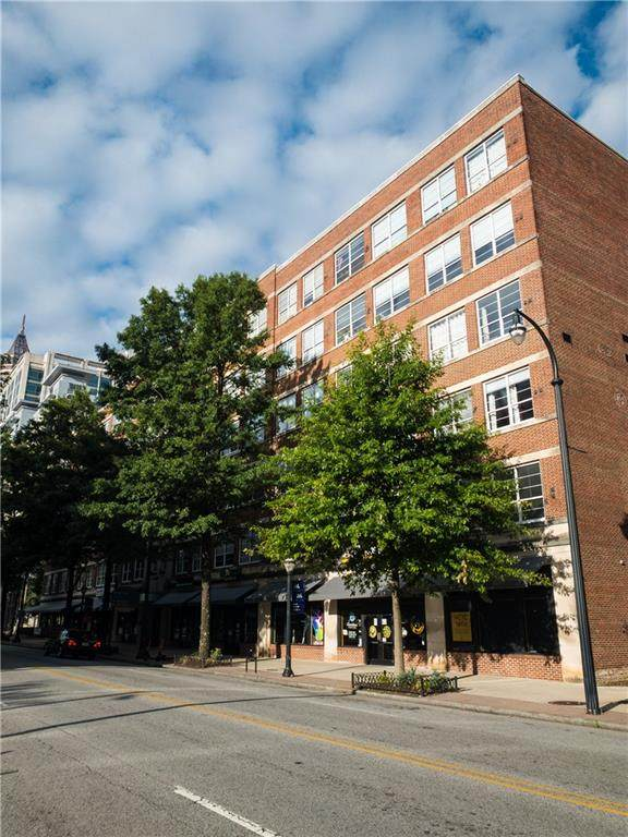 800 Peachtree Street NE #8304, Atlanta, GA 30308 (MLS #6749216) :: The Zac Team @ RE/MAX Metro Atlanta