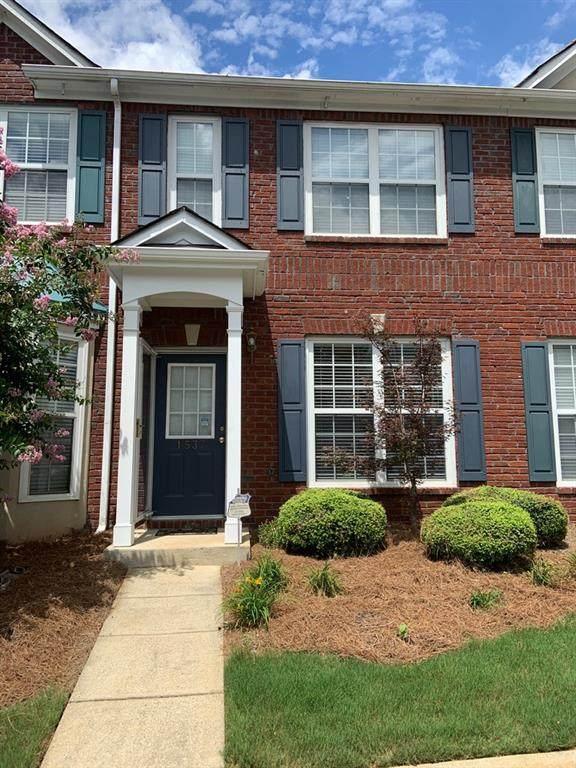 1537 Cove Creek Circle, Norcross, GA 30093 (MLS #6749305) :: North Atlanta Home Team