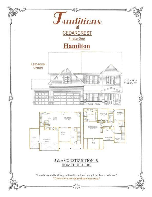 95 Ashbridge Lane, Dallas, GA 30132 (MLS #6749350) :: Kennesaw Life Real Estate