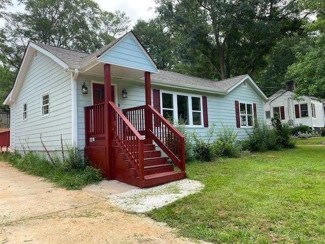 1431 Bluefield Drive, Atlanta, GA 30310 (MLS #6749647) :: The Heyl Group at Keller Williams