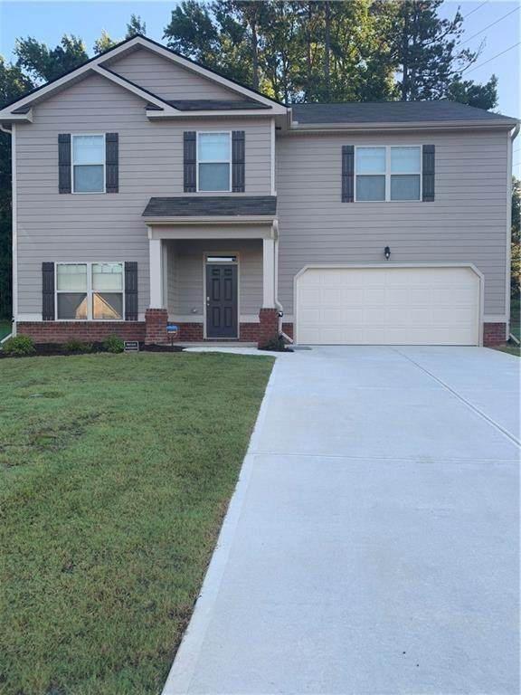 3727 Liverpool Way, Atlanta, GA 30331 (MLS #6749665) :: The Zac Team @ RE/MAX Metro Atlanta