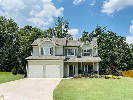 154 Arbor Chase Parkway, Rockmart, GA 30153 (MLS #6749680) :: KELLY+CO