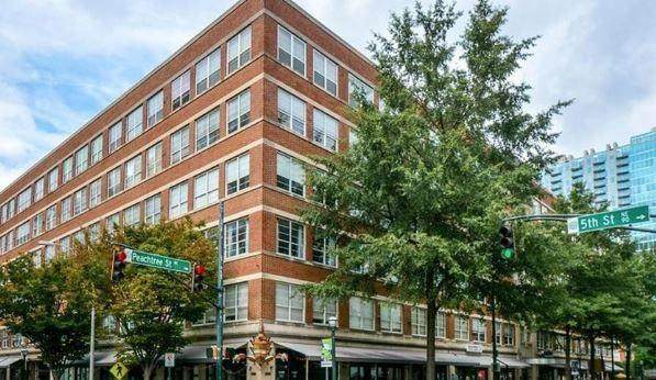 800 Peachtree Street NE #8221, Atlanta, GA 30308 (MLS #6750116) :: The Zac Team @ RE/MAX Metro Atlanta