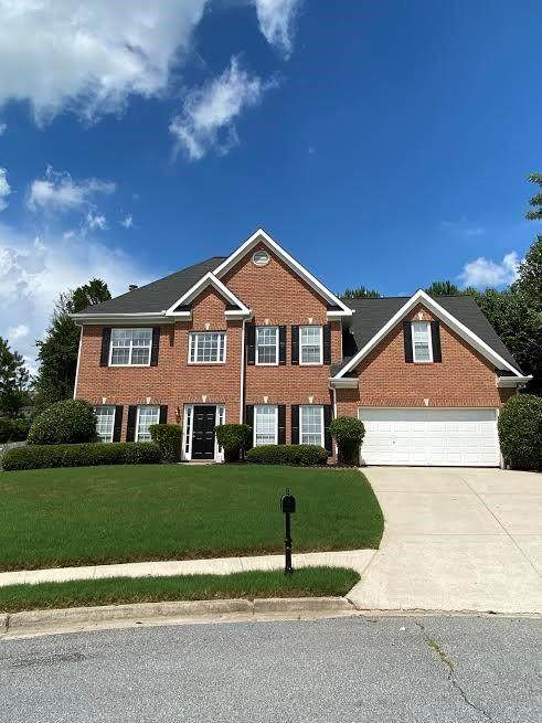 3549 Rolling Hills Drive, Suwanee, GA 30024 (MLS #6750135) :: The Hinsons - Mike Hinson & Harriet Hinson