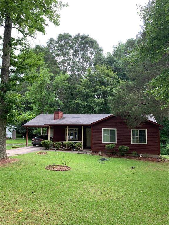 2847 Mount Vernon Road, Lithia Springs, GA 30122 (MLS #6750258) :: North Atlanta Home Team