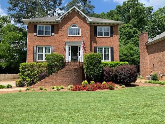 1525 NE Tennessee Walker Drive NE, Roswell, GA 30075 (MLS #6750325) :: The North Georgia Group