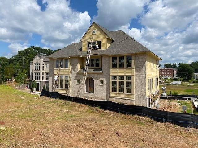 1253 Epping Lane #53, Brookhaven, GA 30319 (MLS #6750543) :: Kennesaw Life Real Estate