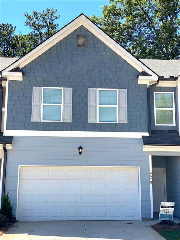 7091 Gladstone Circle, Stonecrest, GA 30038 (MLS #6750914) :: The Zac Team @ RE/MAX Metro Atlanta