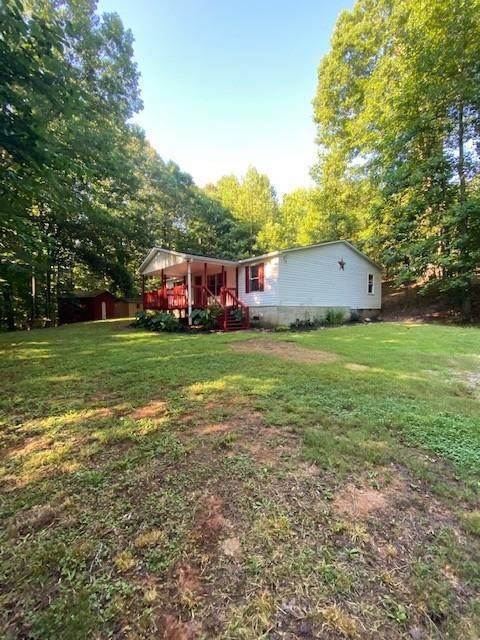 468 Rocktree Road, Dahlonega, GA 30533 (MLS #6751859) :: The North Georgia Group
