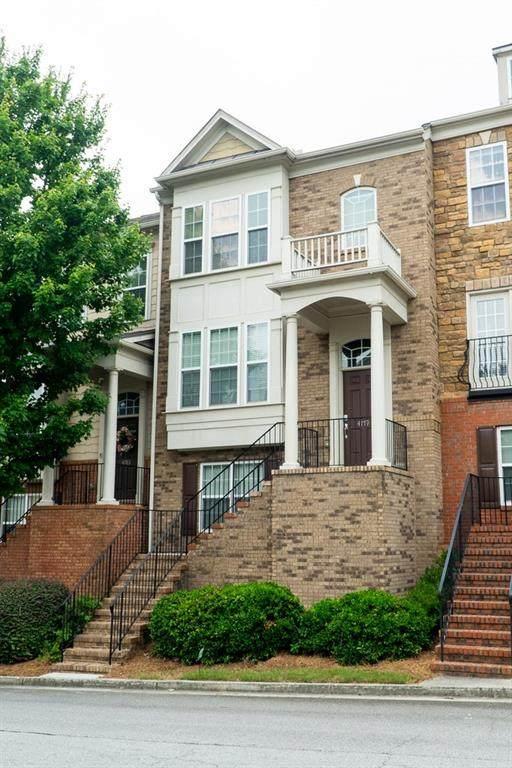 4779 Seldon Way SE, Smyrna, GA 30080 (MLS #6752918) :: North Atlanta Home Team