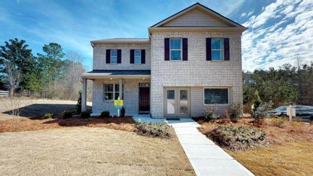 128 Cranapple, Mcdonough, GA 30253 (MLS #6753947) :: North Atlanta Home Team