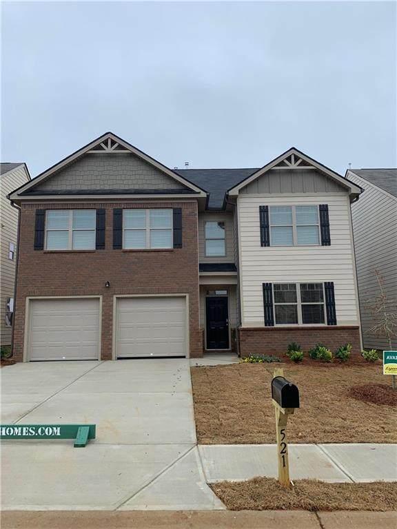1709 Danville Drive, Mcdonough, GA 30253 (MLS #6754315) :: North Atlanta Home Team