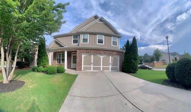 1418 Scenic Pines Drive, Lawrenceville, GA 30044 (MLS #6754699) :: North Atlanta Home Team